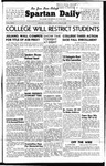 Spartan Daily, April 23, 1948 by San Jose State University, School of Journalism and Mass Communications