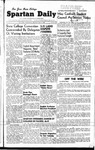 Spartan Daily, May 3, 1948 by San Jose State University, School of Journalism and Mass Communications