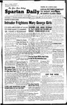 Spartan Daily, May 7, 1948 by San Jose State University, School of Journalism and Mass Communications