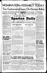 Spartan Daily, May 12, 1948 by San Jose State University, School of Journalism and Mass Communications