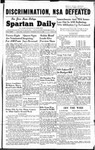 Spartan Daily, May 13, 1948 by San Jose State University, School of Journalism and Mass Communications