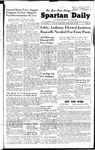 Spartan Daily, May 18, 1948 by San Jose State University, School of Journalism and Mass Communications