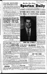 Spartan Daily, May 21, 1948 by San Jose State University, School of Journalism and Mass Communications