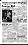Spartan Daily, September 30, 1948 by San Jose State University, School of Journalism and Mass Communications