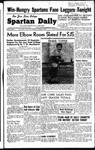 Spartan Daily, October 1, 1948 by San Jose State University, School of Journalism and Mass Communications