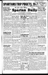 Spartan Daily, October 4, 1948 by San Jose State University, School of Journalism and Mass Communications
