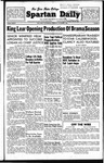 Spartan Daily, October 5, 1948 by San Jose State University, School of Journalism and Mass Communications