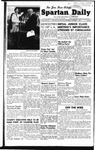 Spartan Daily, October 7, 1948 by San Jose State University, School of Journalism and Mass Communications
