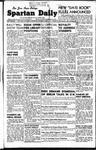 Spartan Daily, October 14, 1948 by San Jose State University, School of Journalism and Mass Communications