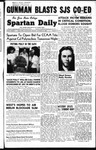 Spartan Daily, October 15, 1948 by San Jose State University, School of Journalism and Mass Communications