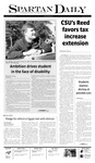 Spartan Daily February 8, 2011