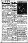 Spartan Daily, October 21, 1948 by San Jose State University, School of Journalism and Mass Communications
