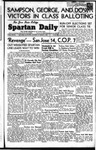 Spartan Daily, November 1, 1948 by San Jose State University, School of Journalism and Mass Communications