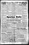 Spartan Daily, November 2, 1948 by San Jose State University, School of Journalism and Mass Communications