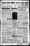 Spartan Daily, November 3, 1948 by San Jose State University, School of Journalism and Mass Communications