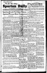 Spartan Daily, November 10, 1948 by San Jose State University, School of Journalism and Mass Communications
