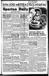 Spartan Daily, November 12, 1948 by San Jose State University, School of Journalism and Mass Communications