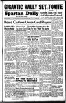 Spartan Daily, November 18, 1948 by San Jose State University, School of Journalism and Mass Communications