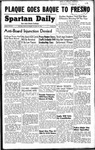 Spartan Daily, November 22, 1948 by San Jose State University, School of Journalism and Mass Communications