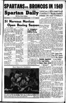 Spartan Daily, November 30, 1948 by San Jose State University, School of Journalism and Mass Communications
