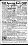 Spartan Daily, December 8, 1948 by San Jose State University, School of Journalism and Mass Communications