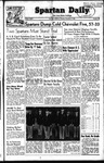 Spartan Daily, December 9, 1948 by San Jose State University, School of Journalism and Mass Communications
