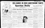 Spartan Daily, January 3, 1949 by San Jose State University, School of Journalism and Mass Communications