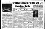 Spartan Daily, January 6, 1949 by San Jose State University, School of Journalism and Mass Communications