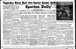 Spartan Daily, January 10, 1949 by San Jose State University, School of Journalism and Mass Communications