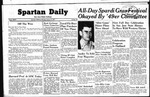 Spartan Daily, January 13, 1949 by San Jose State University, School of Journalism and Mass Communications