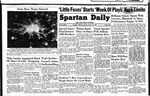 Spartan Daily, January 17, 1949 by San Jose State University, School of Journalism and Mass Communications