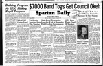 Spartan Daily, January 18, 1949 by San Jose State University, School of Journalism and Mass Communications
