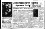 Spartan Daily, January 24, 1949 by San Jose State University, School of Journalism and Mass Communications
