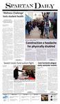 Spartan Daily February 16, 2011