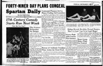 Spartan Daily, January 28, 1949 by San Jose State University, School of Journalism and Mass Communications