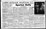 Spartan Daily, January 31, 1949 by San Jose State University, School of Journalism and Mass Communications