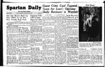 Spartan Daily, February 4, 1949 by San Jose State University, School of Journalism and Mass Communications