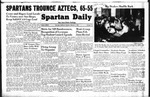 Spartan Daily, February 7, 1949 by San Jose State University, School of Journalism and Mass Communications