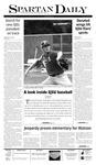 Spartan Daily (February 17, 2011)