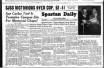 Spartan Daily, February 9, 1949 by San Jose State University, School of Journalism and Mass Communications