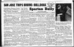 Spartan Daily, February 18, 1949 by San Jose State University, School of Journalism and Mass Communications