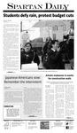 Spartan Daily (February 21, 2011)