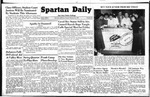 Spartan Daily, February 22, 1949 by San Jose State University, School of Journalism and Mass Communications