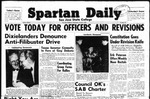 Spartan Daily, March 2, 1949 by San Jose State University, School of Journalism and Mass Communications