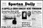 Spartan Daily, March 7, 1949