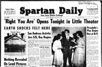 Spartan Daily, March 10, 1949