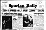 Spartan Daily, March 15, 1949