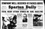 Spartan Daily, March 16, 1949