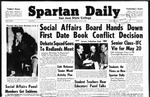 Spartan Daily, March 21, 1949