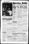 Spartan Daily, April 13, 1949 by San Jose State University, School of Journalism and Mass Communications